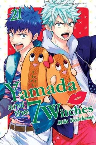 Yamada and the 7 WItches 21