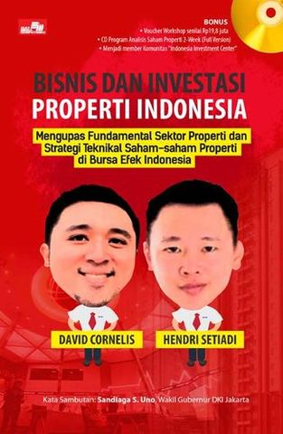 BISNIS DAN INVESTASI PROPERTI INDONESIA