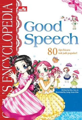 Girl`s Encyclopedia: Good Speech