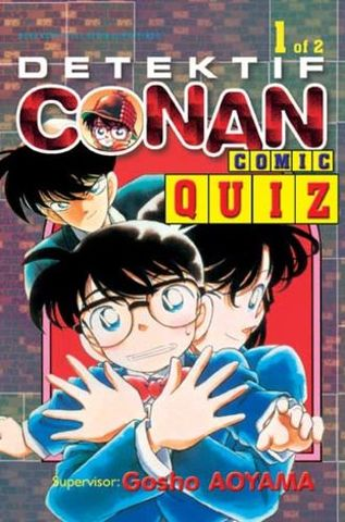 Detektif Conan Comic Quiz 1