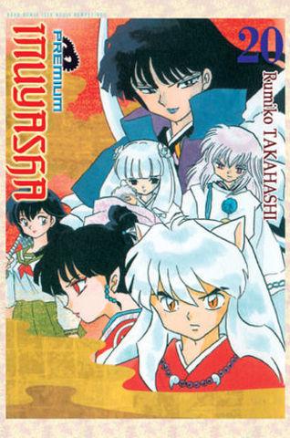 Inuyasha Premium 20
