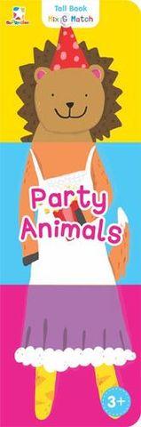 Tall Book Mix & Match: Party Animals