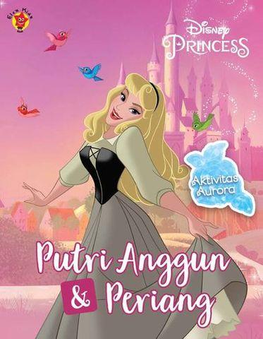 Aktivitas Aurora: Putri Anggun dan Periang
