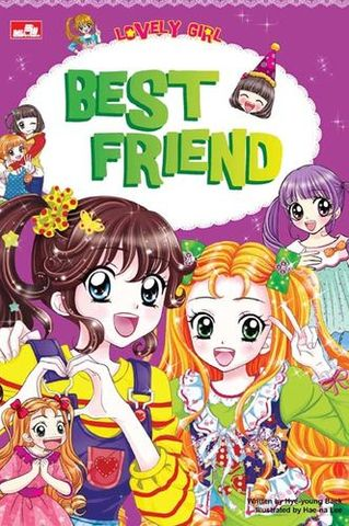 Lovely Girl - Best Friend