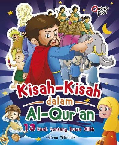Kisah-Kisah Dalam Al-Qur`an