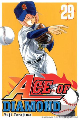 Ace of Diamond 29
