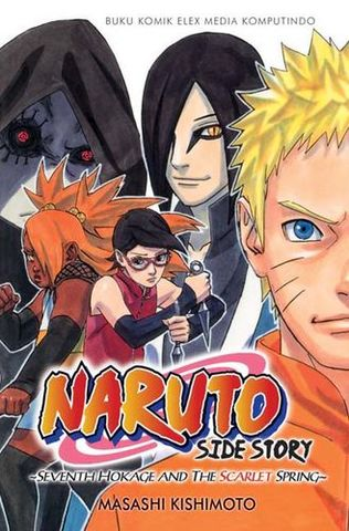 Naruto Side Story: Seventh Hokage and The Scarlet Spring