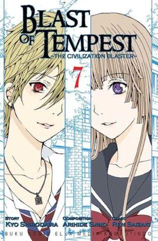 Blast of Tempest 7