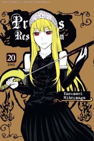 Princess Resurrection 20