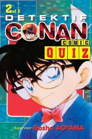 Detektif Conan Comic Quiz 2
