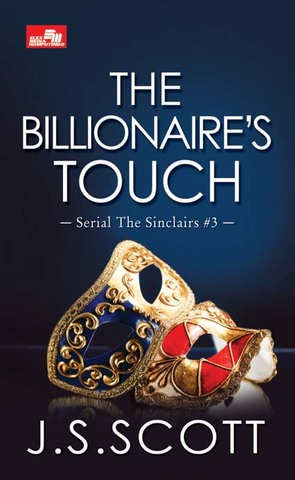 CR: The Billionaire`s Touch (Serial The Sinclairs #3)