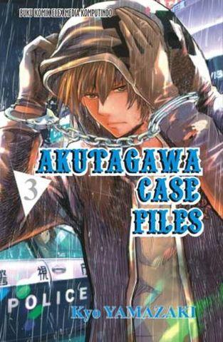 Akutagawa Case Files 3
