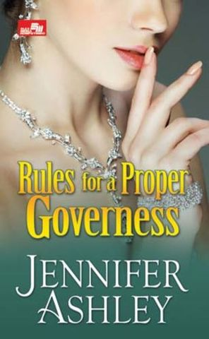 HR: Rules for a Proper Governess Jennifer Ashley