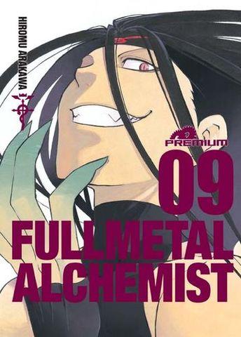 FULLMETAL ALCHEMIST (PREMIUM) 09