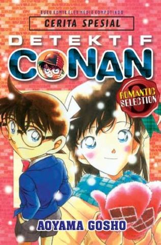 Detektif Conan Romantic Selection 3