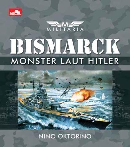 Militaria - Bismarck - Monster Laut Hitler