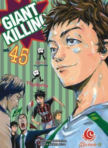 LC: Giant Killing 45