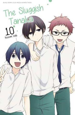 The Sluggish Tanaka 10
