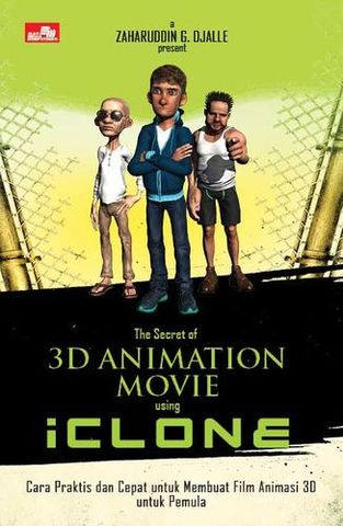 The Secret of 3D Animation Movie using iClone