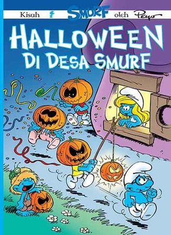LC: Smurf - Halloween di Desa Smurf