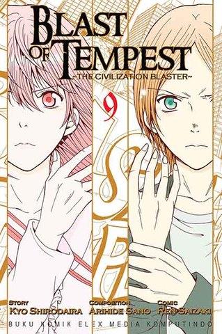 Blast of Tempest 9