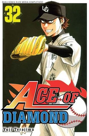 Ace of Diamond 32