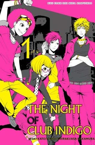 The Night of Club Indigo 1