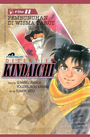 Detektif Kindaichi (Premium) 11
