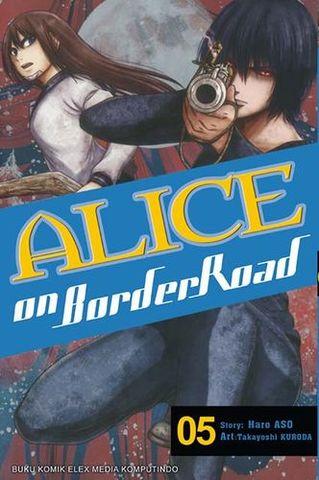 Alice on Border Road 5