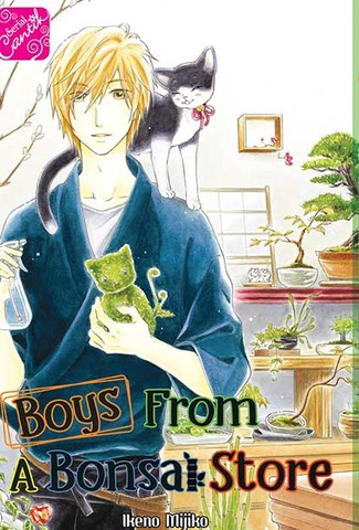 SC: Boys From A Bonsai Store