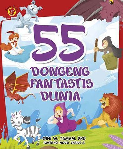 55 dongeng Fantastis Dunia