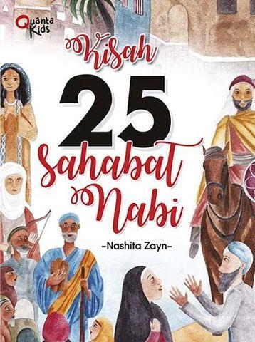 Kisah 25 Sahabat Nabi