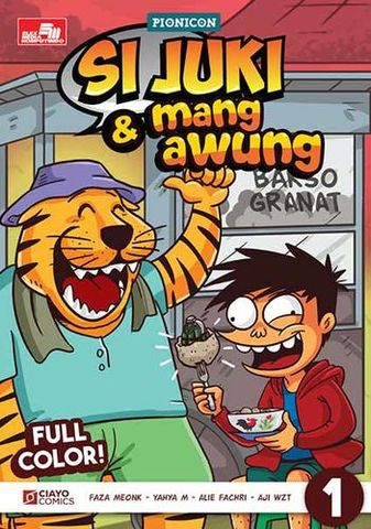 Si Juki dan Mang Awung