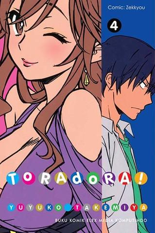Toradora 4