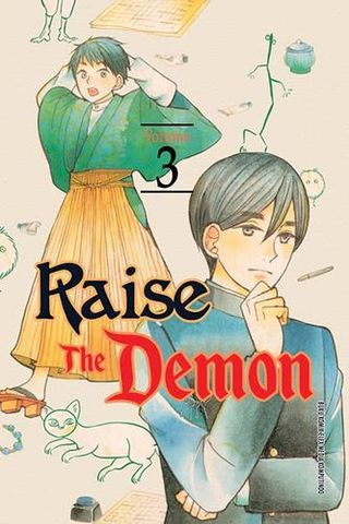 Raise The Demon 03