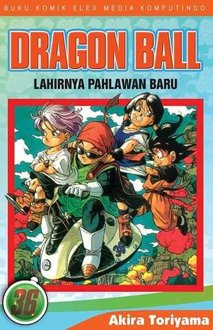 Dragon Ball Vol. 36