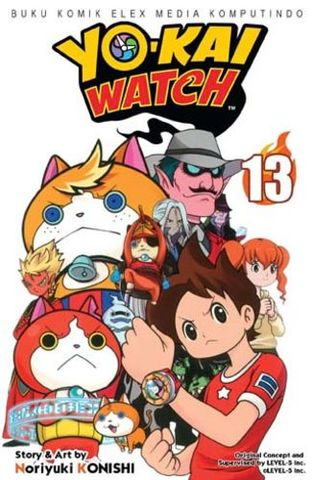 Yokai Watch 13