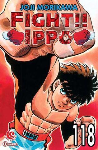 LC: Fight Ippo 118