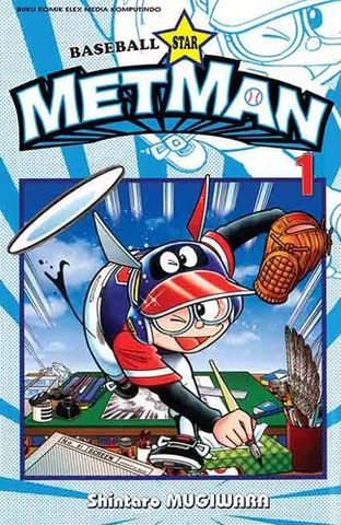 Baseball Star Metman  01