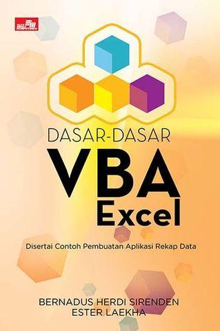 Dasar-Dasar VBA Excel