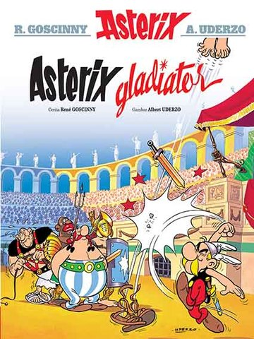 Asterix -Gladiator