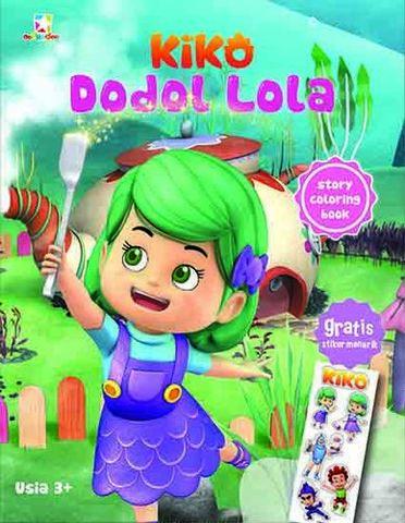 Opredo Story Coloring Kiko: Dodol Lola
