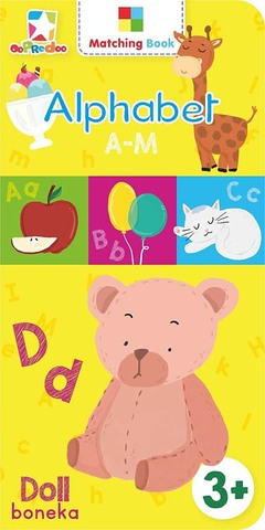 Opredo Matching Book: Alphabet A-M