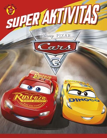 Super Aktivitas Cars 3