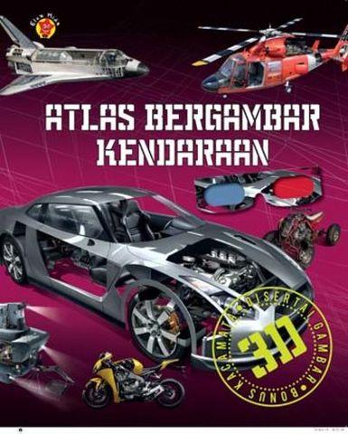 Atlas Bergambar Kendaraan