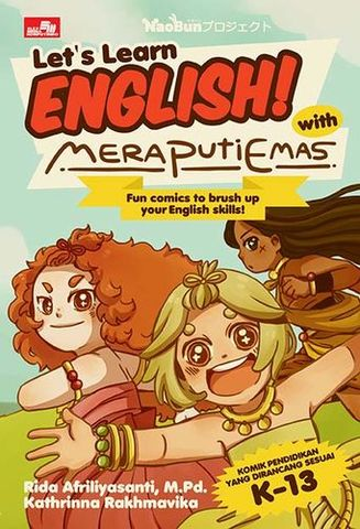 Let`s Learn English with Mera Puti Emas