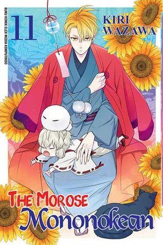 The Morose Mononokean 11