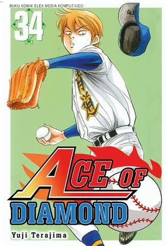 Ace of Diamond 34