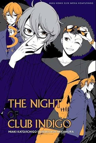 The Night of Club Indigo 3 Miaki Kato / Ichigo Shiraki