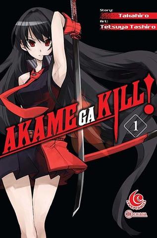 LC: Akame ga Kill! 01